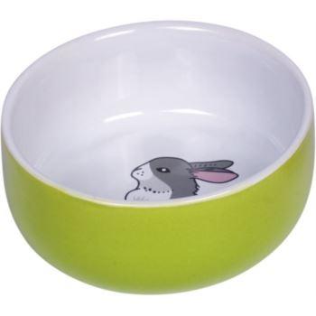 Nobby / Rabbit keramická miska králíček