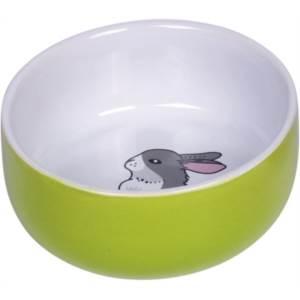 Rabbit keramická miska králíček