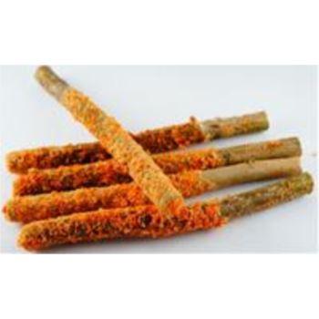 HamStake / Lískové větvičky s mrkví