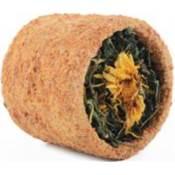 HamStake / Tunel mrkvový, obiloviny, kopřiva