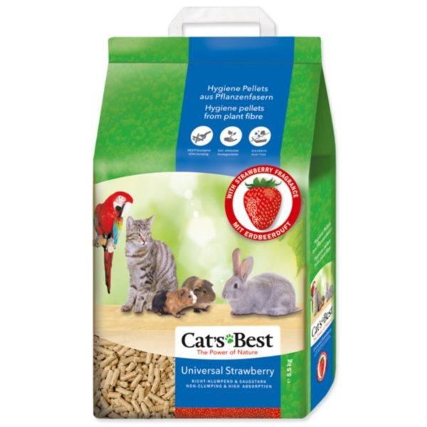 Cat's Best Universal jahoda