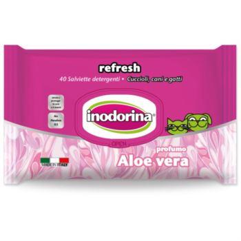 Inodorina / Ubrousky Aloe Vera