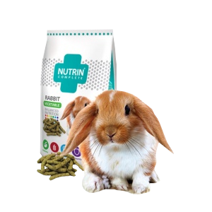 Nutrin Complete králík 1500 g