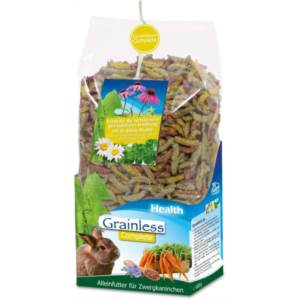 JR Zakrslý králík Grainless Health Complete
