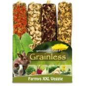 JR Farm / JR Bezobilné tyčinky XXL se zeleninou