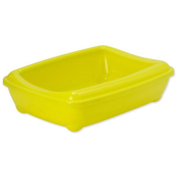 Toaleta MC Economy velká žlutá