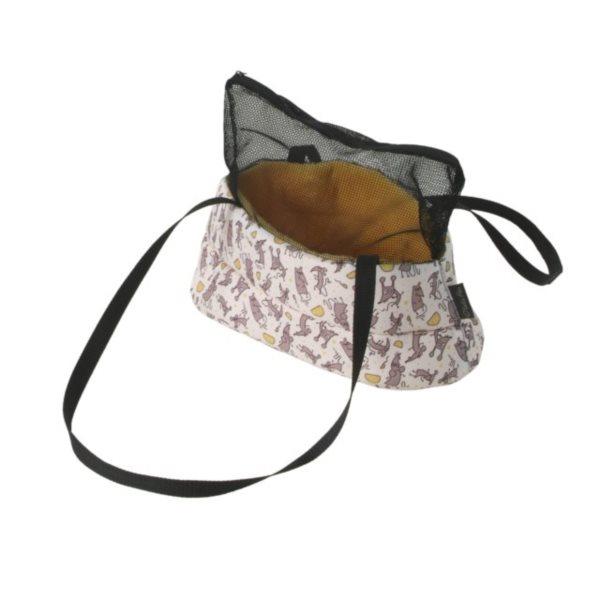 Taška pro hlodavce 35 cm myška