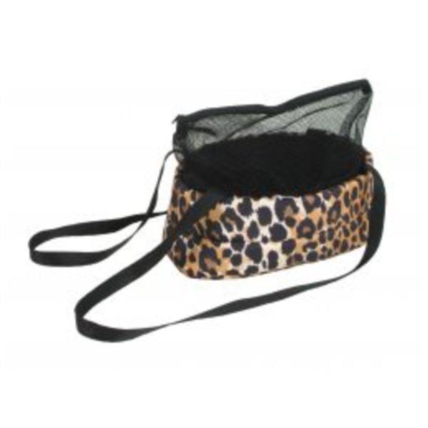Taška pro hlodavce 35 cm leopard D91