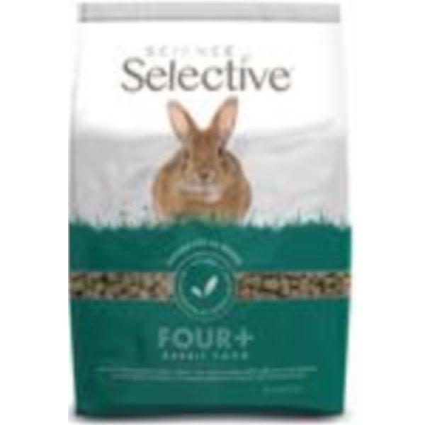 Supreme Science Selective králík senior 3 kg