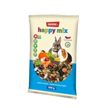 Darwin's Pet / Happy mix morče a králík
