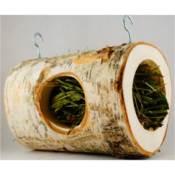 HamStake / Dřevěný tunel závěsný břízový s jitrocelem