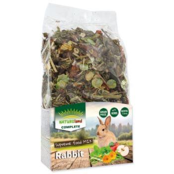 Nature Land / Krmivo Complete pro králíky MIX