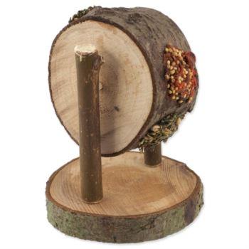 Nature Land / Nibble Pochoutka kolo dřevěné plněné