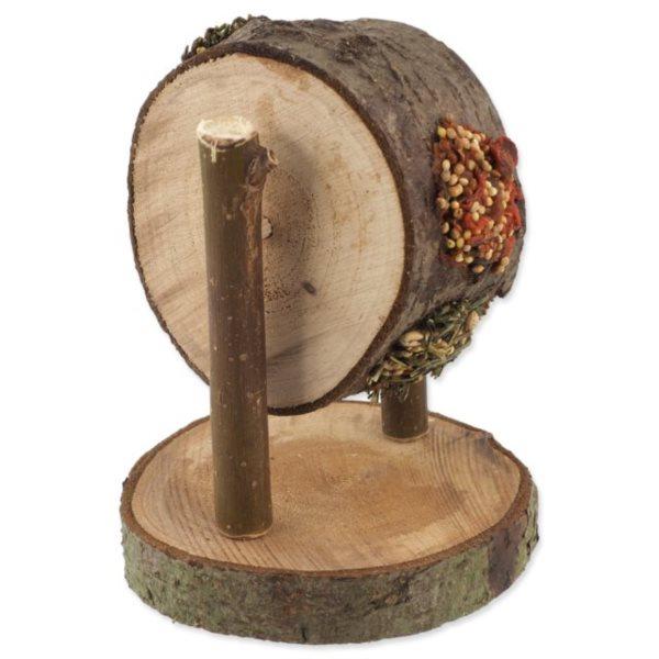 Nibble Pochoutka kolo dřevěné plněné