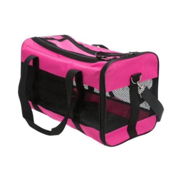 Nylonová přepravní taška Ryan růžová