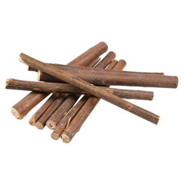 Dřevo na hlodání z vrbového dřeva