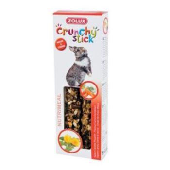 Zolux / Crunchy Stick mrkev/pampeliška