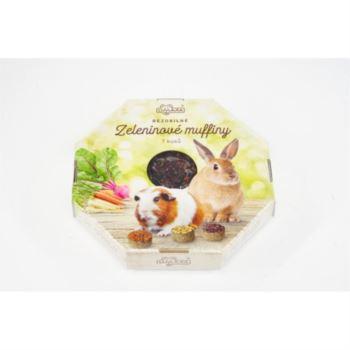 Limara / Bezobilné zeleninové muffiny